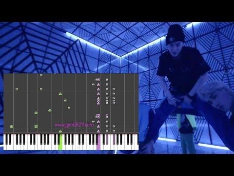 EXO (엑소) - Moonlight (Piano)
