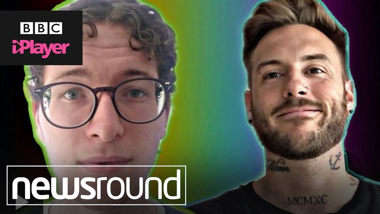 Why it's still difficult to be male, gay and play football? | Newsround | CBBC