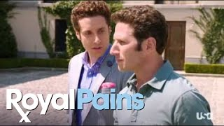 "Royal Pains - Season 5, Eps 3 - ""Lawson Translation"" Promo"