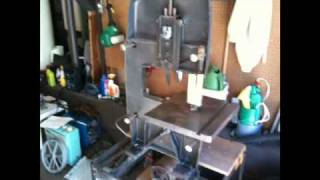 Craftsman Bandsaw Project