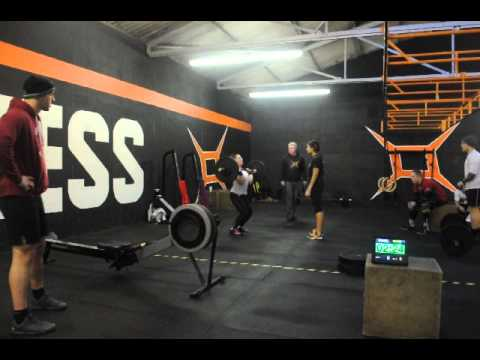 Crossfit Plymouth Battle of the Boxes 15.3