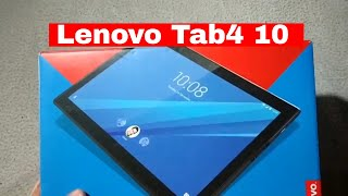 Lenovo Tab4 10 Tablet unboxing and review in knnada