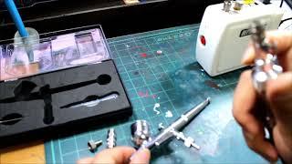 궁극 수분 필터와 퀵 카플러 사용 방법
