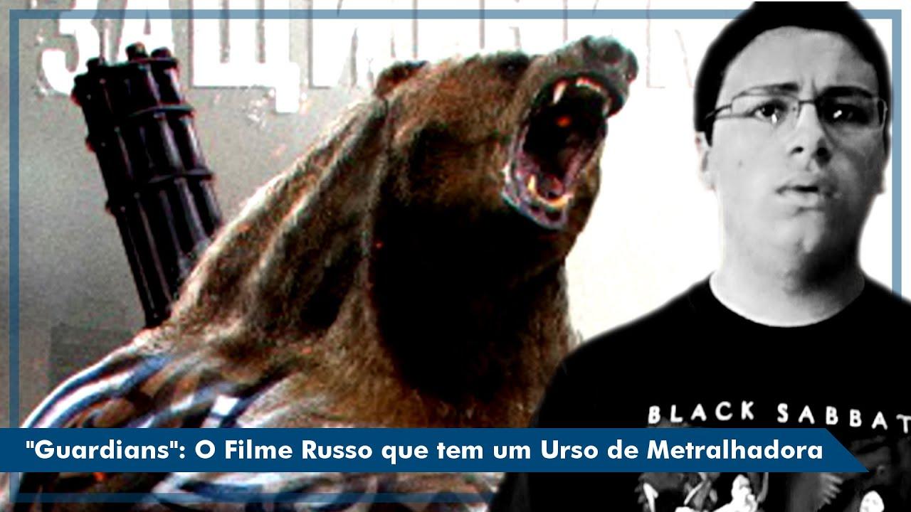 """Filmes Russos with guardians"""": o filme de heróis russo que tem um urso de"""