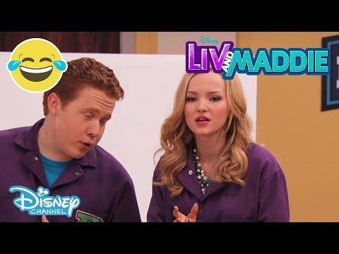 Liv And Maddie - Brain - a- Rooney