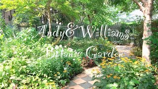 《真夏に咲く宿根草》本格的イングリッシュガーデンから学ぶ、夏の庭をナチュラルに演出する宿根草《アンディ&ウィリアムス ボタニックガーデン》