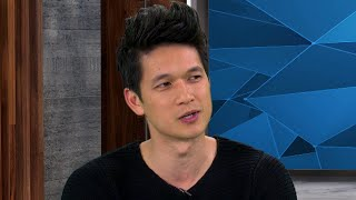 The actor spoke with ET Live about the final season of 'Shadowhunters' and the sequel to 'Crazy Rich Asians.' The final season of 'Shadowhunters' returns Feb.
