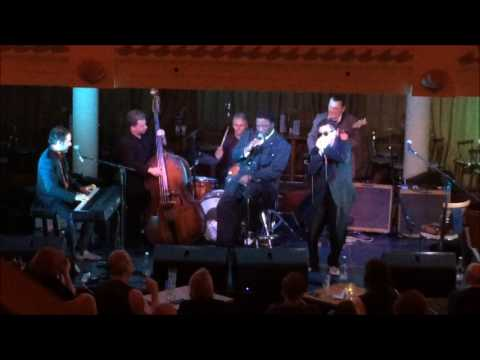 Half an hour of Mud Morganfield and his band at Worthing Pier 01.05.2016