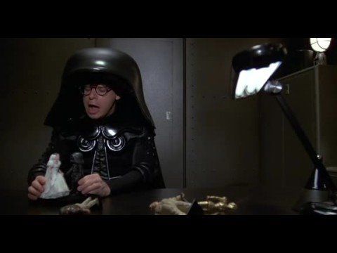 Spaceballs - playing with your dolls again?