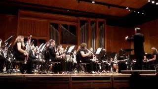 fsu symphonic band overture to candide