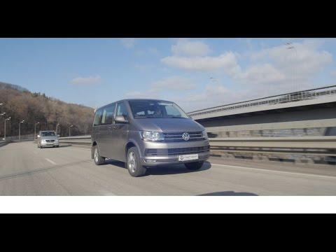 """Volkswagen Caravelle (Фольсваген Каравелла) 2.0TDI DSG AT тест-драйв от """"Первая передача в Украине"""""""
