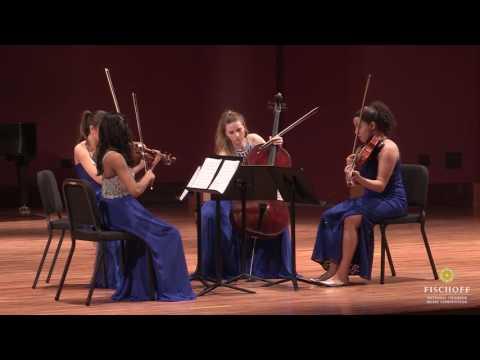 Astera String Quartet - Goddard: Allaqi