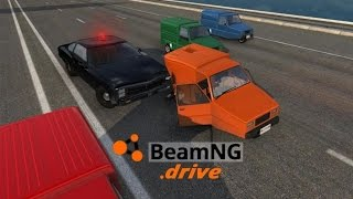 BeamNG: Pigeon Formation Takedown