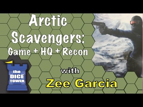 Arctic Scavengers Review - with Zee Garcia Mp3