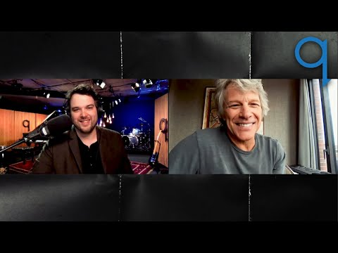 Jon Bon Jovi talks 2020, finding hope, and why he regrets the key change in Livin' on a Prayer