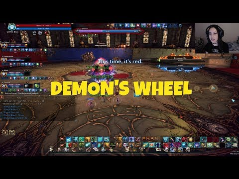 [TERA EU] DEMON'S WHEEL (MYSTIC)