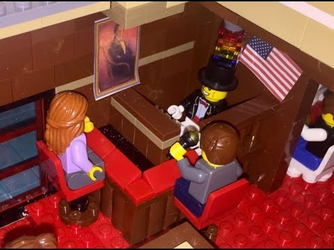 Minneapolis man immortalizes Nye's Polonaise Room in Legos