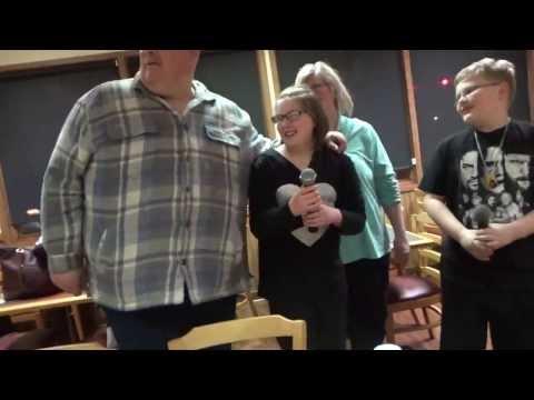 Dalton & Dad Karaoke Song Team #5