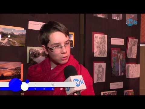 Artystą być 2013 - eliminacje w Dąbrowskiej   TVK HD
