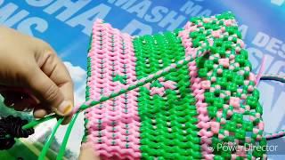 plastic wire koodai Handle making easy(model 9)