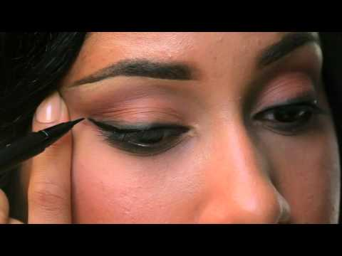 How to Apply Eyeliner Three Ways by Sephora from YouTube · Duration:  3 minutes 48 seconds