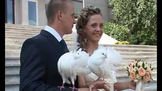 Свадьба.Великие Луки. Ирина+Сергей=СВ 06.08.2011