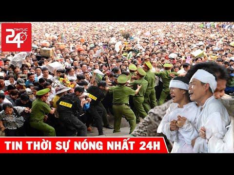 Tin Tức 24h Mới Nhất Sáng 17/6/2021 | Tin Thời Sự Việt Nam Nóng Nhất Hôm Nay | TIN TỨC 24H TV
