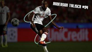 ⚽ Anderson Talisca ⚽ SpeedArt Çalışması ● By TheOrderTM ●