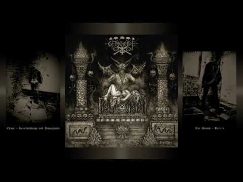 Genocide - Demonic Rituals In The Shadow Of The Endless Hellfire (full Album)