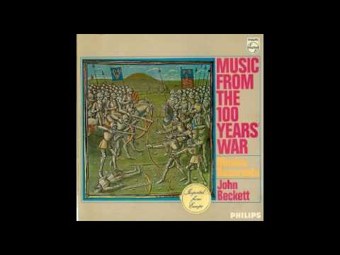 Musica Reservata ‎– Music from the 100 Years War (Full 1969