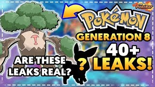 40+ BIG RUMOURS/LEAKS! 2 NEW EEVEELUTIONS, BUDDHA LEGENDARY AND MORE?! - NEW Pokémon Switch LEAKS!
