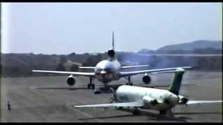Video LTU Lockheed L-1011 TriStar, start up and take off at Kos (1992) download MP3, 3GP, MP4, WEBM, AVI, FLV Oktober 2018