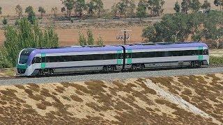 #196. Поезда Австралии (супер видео)(Самая большая коллекция поездов мира. Здесь представлена огромная подборка фотографий как современного..., 2014-09-08T18:33:37.000Z)