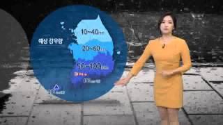 오늘(일) 맑고 초여름 더위…동해안 서늘 (2015-05-10) / YTN 웨더