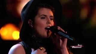 The Voice 2015 Madi Davis   Semifinals   Big Girls Don't Cry