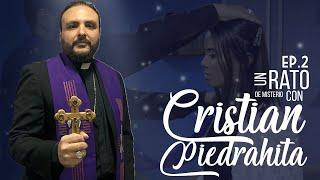 ¡UN RATO DE MISTERIO CON: CRISTIAN PIEDRAHITA! (Exorcista) - Paulettee