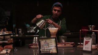 California coffee shop employs refugees