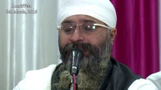 Prabh Ka Simran Sab Te Ucha - 6th March,2016_AmritVela