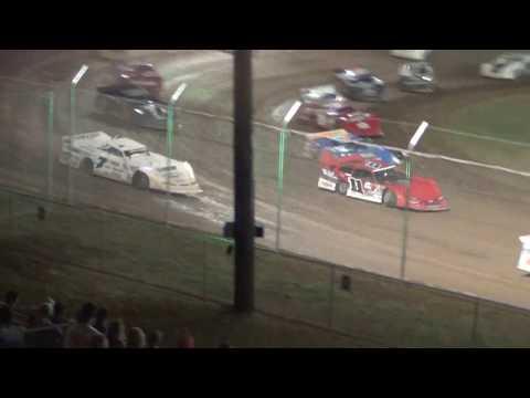 8/18/18 Wissota Late Model Challenge Series @ Cedar Lake Speedway