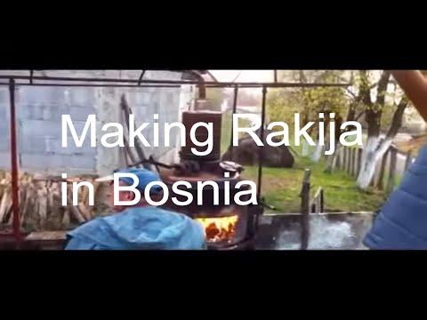 Making Rakija - Holiday in Bosnia - Bosnia Holidays - Bosnia - Bosnia Tourism Travel Information