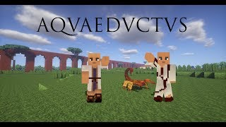 Aqueducts - Latin - Minecraft