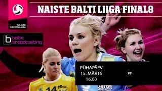Achema KKSC vs Kohila VK - Final - Baltic women volleyball League