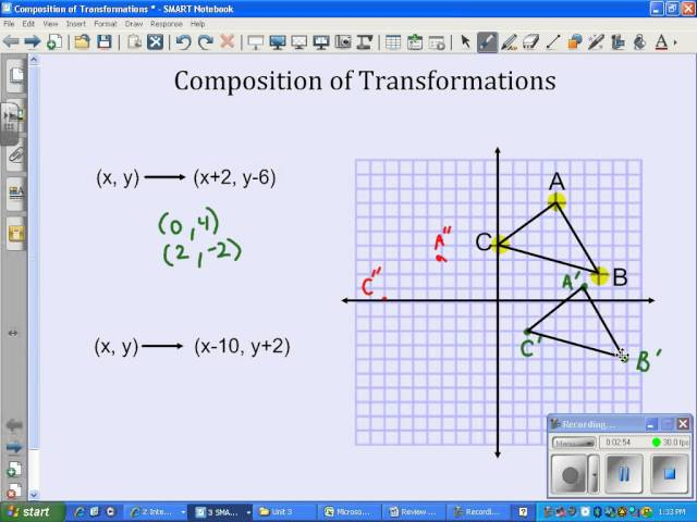 All Worksheets Composition Of Transformations Worksheet Free – Compositions of Transformations Worksheet