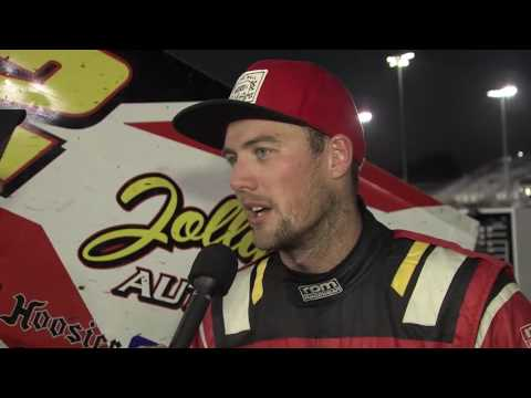 5-hour ENERGY Knoxville Nationals: Daniel Harding