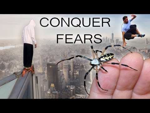 How To OVERCOME FEAR In 6 Steps