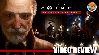 Review: The Council - Ep.5 : Checkmate (PlayStation 4, Xbox One & Steam) - Defunct Games