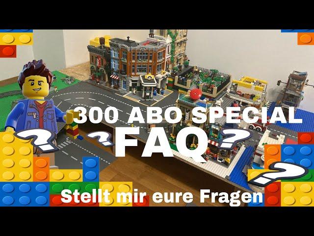 300 ABO Special   FAQ   Stellt mir eure Fragen.