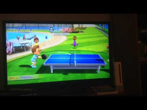 Full download wii sports resort table tennis part 1 vs - Wii sports resort table tennis cheats ...
