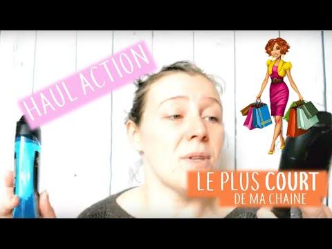 🛍️ HAUL ACTION 🛍️ :::: Le Plus Court De Tous Les Hauls