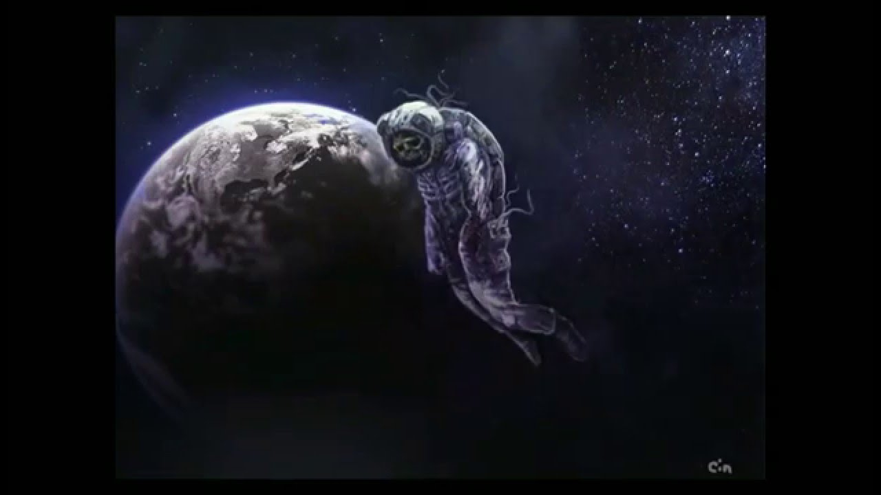 Dead astronaut in space - YouTube